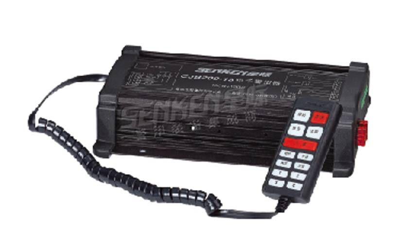 永星t601警报器电路