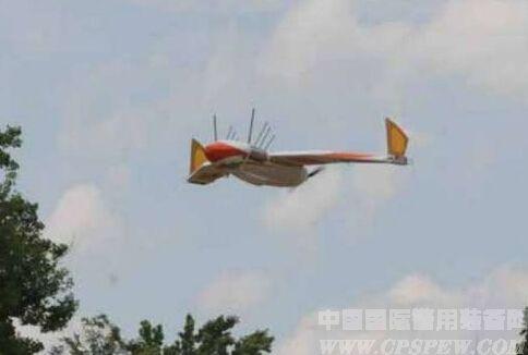 美海军研发两栖无人机